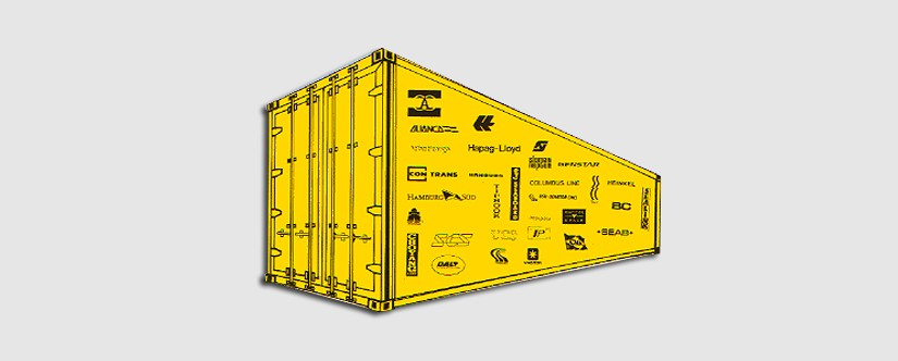 Container Lettering