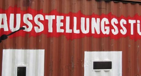 Container für FC St. Pauli